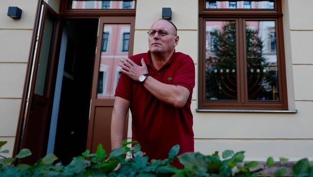 Jüdisches Forum kritisiert sächsische Sicherheitsbehörden
