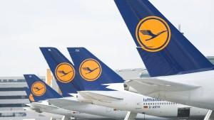 Corona zwingt die Lufthansa an den Boden