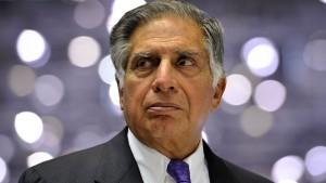 Der große alte Herr der indischen Wirtschaft tritt ab