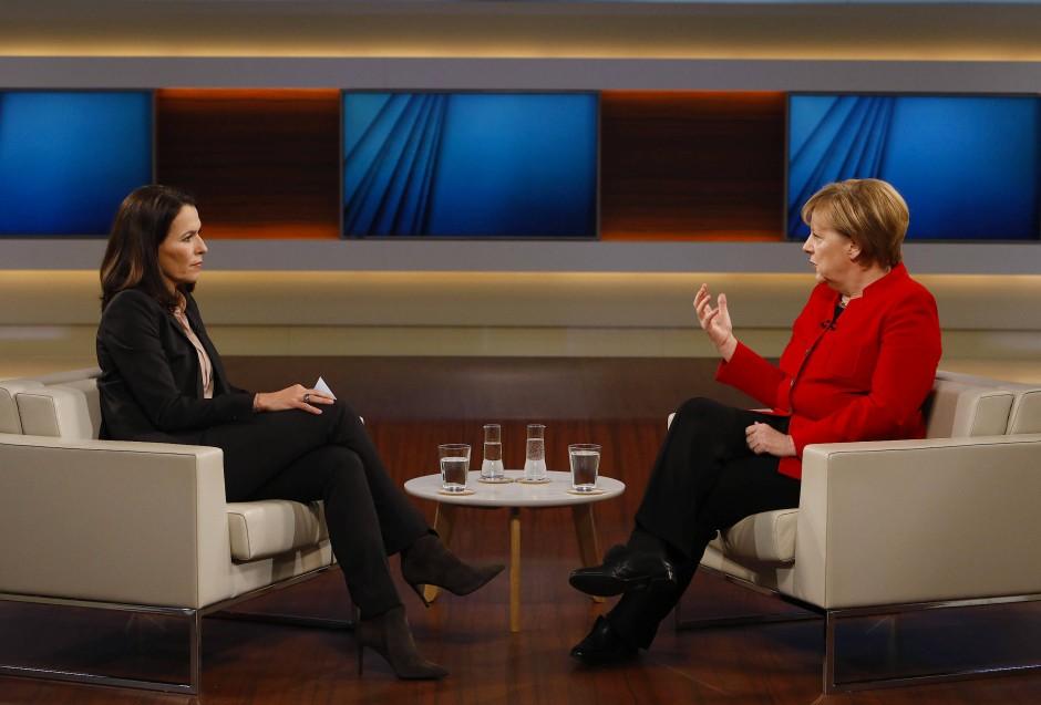 Thema Dissertation Angela Merkel