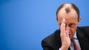 Merz bestreitet Streben nach Rechtsruck der CDU