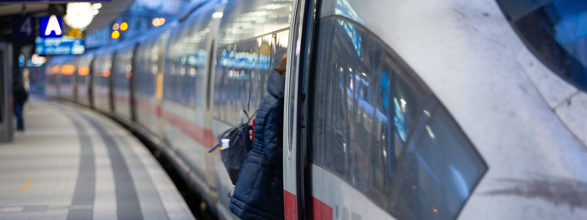 Bahn beendet Ticketkauf im Zug
