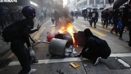 Angeschossener Demonstrant soll in kritischem Zustand sein