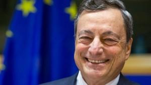Warten auf Mario Draghi