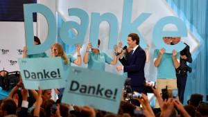 Ausgang der Wahl in Österreich polarisiert