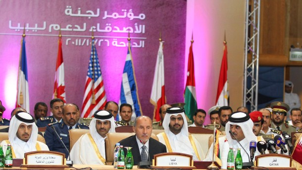 Die kleinste Großmacht in Arabien
