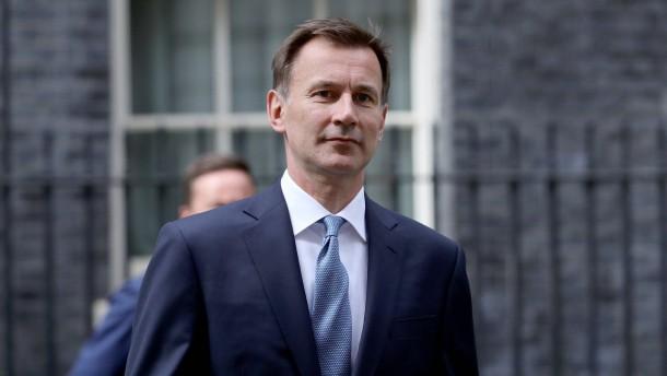 Hunt: Britischer Tanker wurde in Gewässern des Omans gestoppt