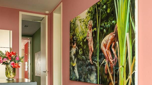 Neues Premiumprodukt für Wandfarben auf dem Markt