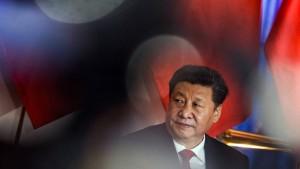 Es gärt etwas im Staate China