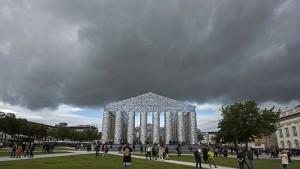 Land und Stadt Kassel retten documenta mit Bürgschaft