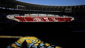 Das riskante Spiel in Brasiliens Fußball-Liga