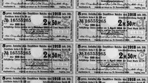 Kriegsanleihen: Die Mobilmachung des Geldes