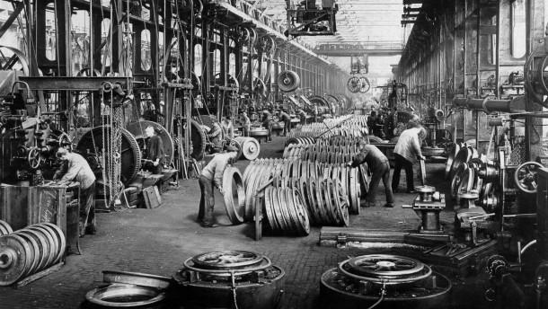 Krupp - Werke - Gussstahlfabrik