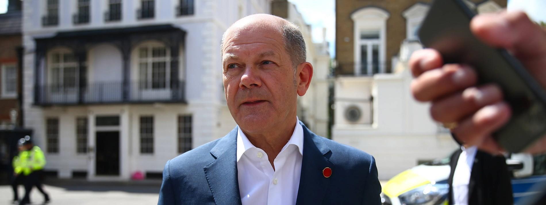 Olaf Scholz läge bei Kanzler-Direktwahl vorn
