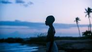 """Das Drama """"Moonlight"""" mit Alex Hibbert in der Rolle des jungen Chiron"""