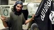 Bundespolizei ließ Abaaoud in Türkei reisen