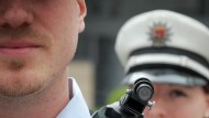 Die Bahn testet Bodycams