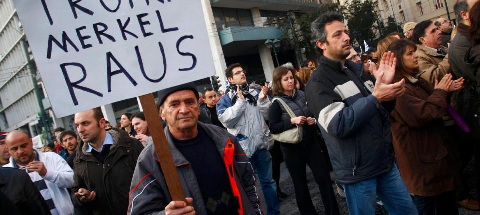 Griechen Krise Aktuell