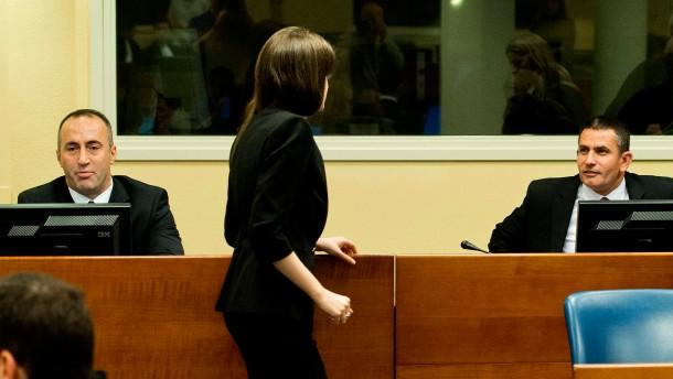 UN-Tribunal Haradinaj