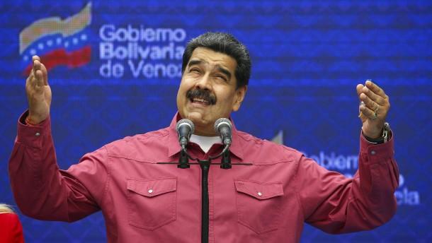 Maduro kontrolliert jetzt auch das Parlament