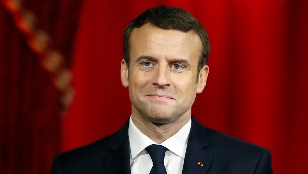 Warum die SPD auf Frankreichs Präsidenten hofft