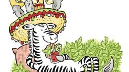 Das ewige Zebrakraut