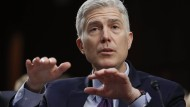 Kandidat für Obersten Gerichtshof distanziert sich von Trump