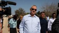 Früherer Generalstabschef und wichtigster Herausforderer Benjamin Netanjahus: Benny Gantz