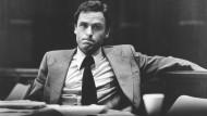 """Der """"Campus Killer"""": Theodore """"Ted"""" Robert Bundy 1979 im Gerichtssaal in Miami"""
