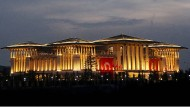 Das Zentrum des Systems: Der Präsidentenpalast in Ankara