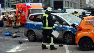 Berliner Polizist angeklagt