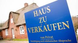 Sparen beim Hausverkauf