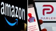 Juristischer Streit zwischen dem Online-Netzwerk Parler und Amazon