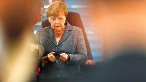 Merkel äußert sich besorgt über Hass auf Homosexuelle