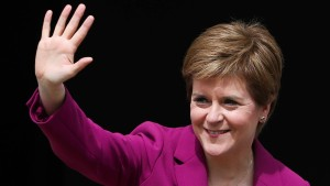 Schottland kann zum Problem für Johnson werden