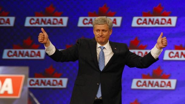 Konservativer Parteichef tritt zurück