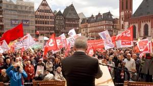 Wie Gewerkschafter die Welt sehen