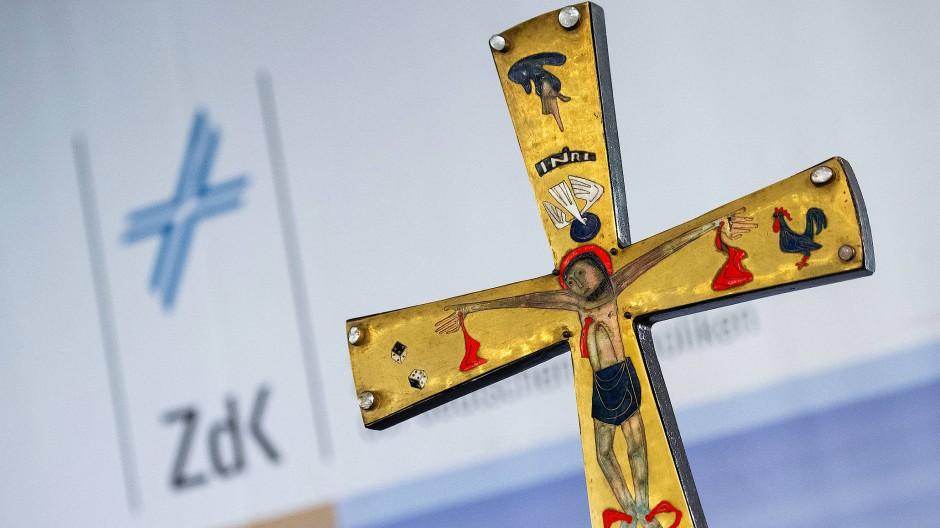 In Köln diskutierten die Vertreter der katholischen Laien unter anderem über den umstrittenen Reformprozess der Kirche.