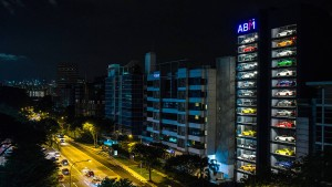 Der Auto-Mat von Singapur