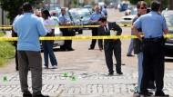 Bei einer Schießerei am Rande einer Parade zum Muttertag sind in New Orleans 19 Menschen verletzt worden.