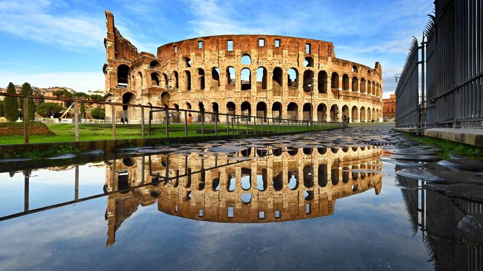 Viel Geschichte, wenig Zukunft? Immer weniger junge Menschen möchten in Italien bleiben.
