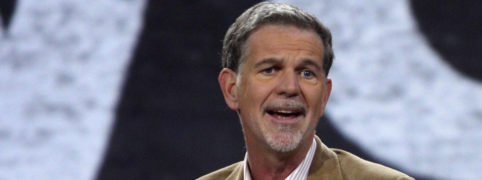 Netflix setzt auf Deutschland – das ist Reed Hastings Kampfansage