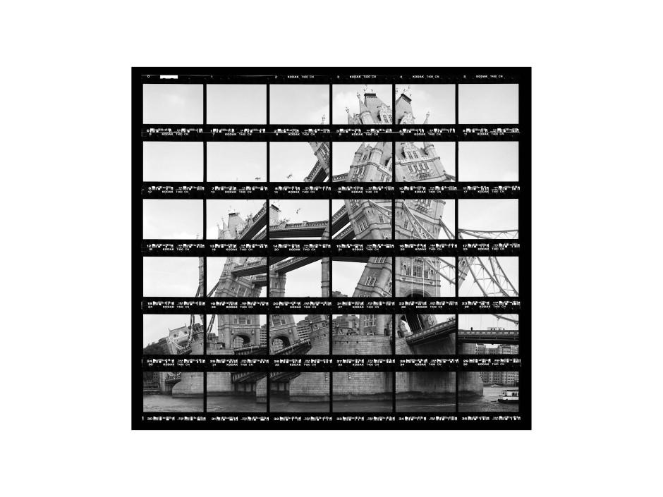 Zerlegen, kippen, zusammensetzen: Tower Bridge (1999)