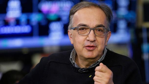 Marchionne gibt Posten bei Fiat Crysler und Ferrari ab