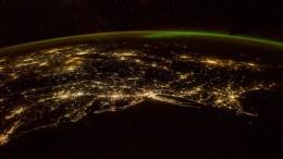 Bewegtbild von der ISS