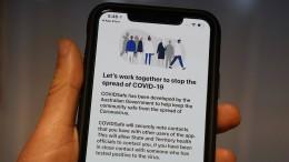 So sieht die deutsche Warn-App bei Android und iOS aus