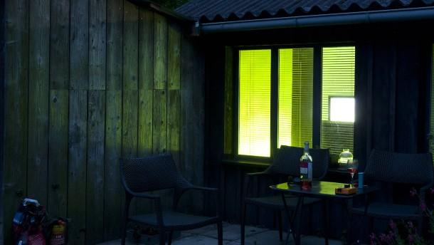 Zur EM 2016 erstrahlen deutsche Wohnzimmer in grün