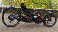 Sprungbereit: Das Scorpion fs 26 S von HP Velotechnik ist ein betont sportliches schnelles Pedelec.