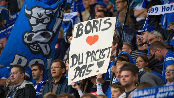 Hoffenheim kämpft für Vukcevic
