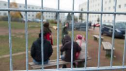 Thüringer Flüchtlingsunterkunft beschossen